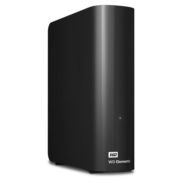 "DISCO DURO EXTERNO 2TB WESTERN DIGITAL ELEMENTS 3.5"" USB 3.0"