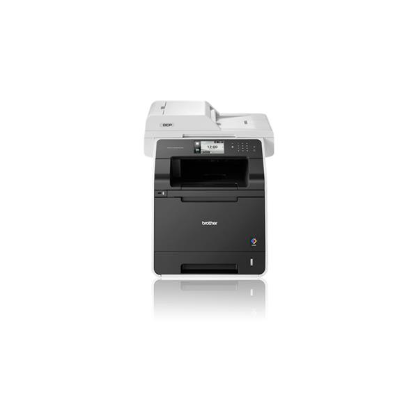 IMPRESORA BROTHER DCP-L8400CDN LASER COLOR