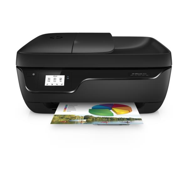IMPRESORA HP OFFICEJET 3832 MULTIFUNCIONAL FAX