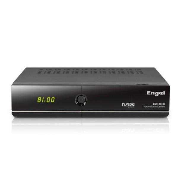 RECEPTOR SATELITE ENGEL RS8100HD HD PVR WIFI HDMI USB