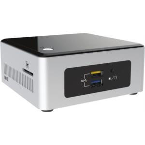 "MINI BAREBONE INTEL NUC PENTIUM N3700 2.5"" NUC5PGYH 32GB SODIMM DDR3L WIFI BLUETOOTH"