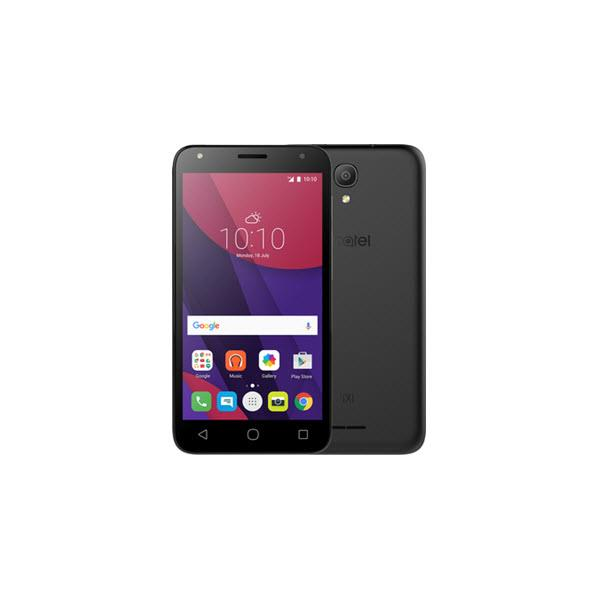 "TELEFONO MOVIL LIBRE ALCATEL PIXI 4 5""/QUAD CORE 1,3GHZ/1GB/8GB/ANDROID 6.0/NEGRO"
