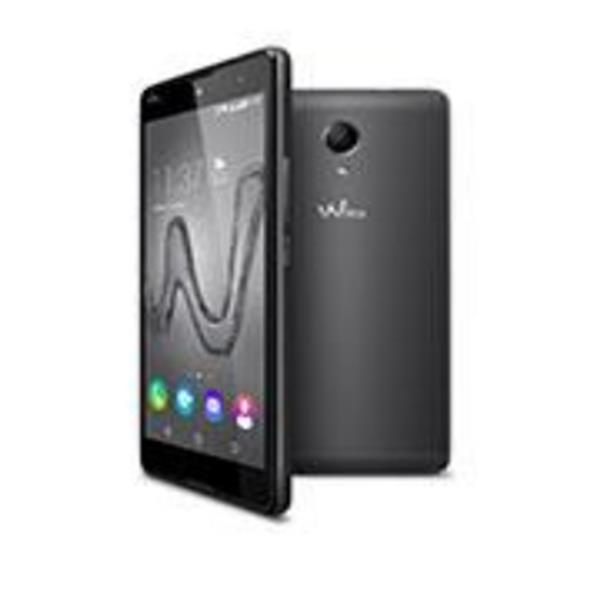 "TELEFONO MOVIL LIBRE WIKO ROBBY 5.5""/QUAD CORE 1.3GHZ/1GB/16GB/ANDROID 6.0/GRIS"