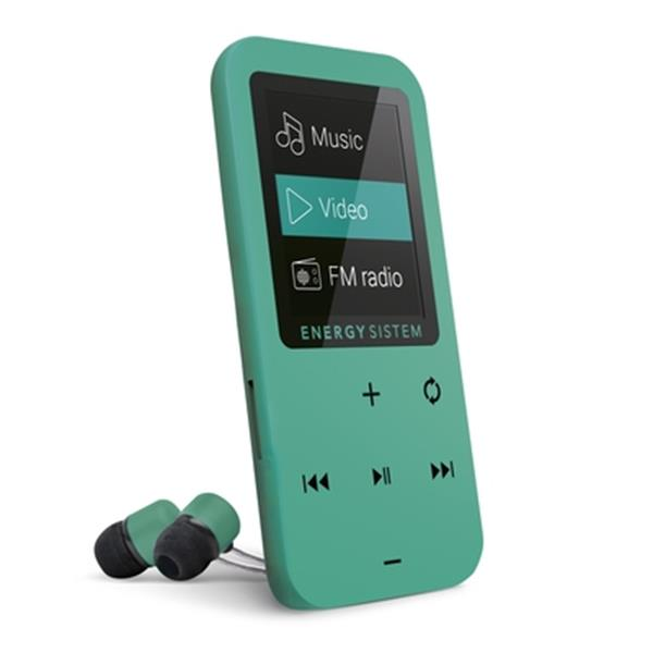 REPRODUCTOR MP4 ENERGY TOUCH MINT
