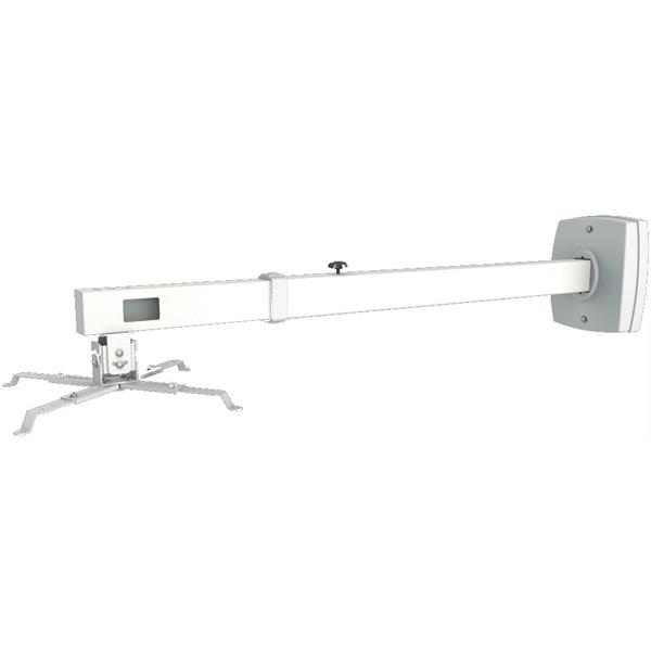 SOPORTE PARED VIDEO-PROYECTOR APPROX 10KG 85-135CM BLANCO