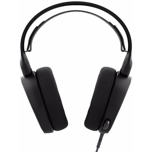 AURICULARES + MICRO STEELSERIES ARCTIS 3 7.1 SURROUND NEGRO