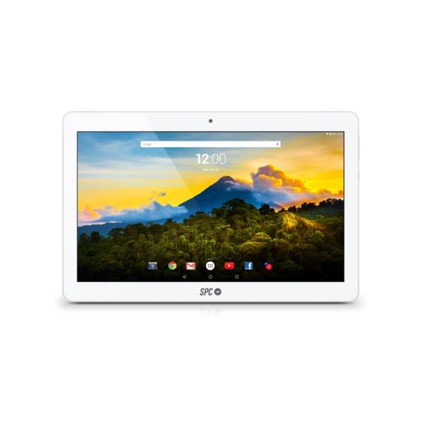"TABLET SPC GLOW 10.6"" IPS/1GB RAM/16GB/QUAD CORE 1.3GHZ/ANDROID 6.0/BLANCA"