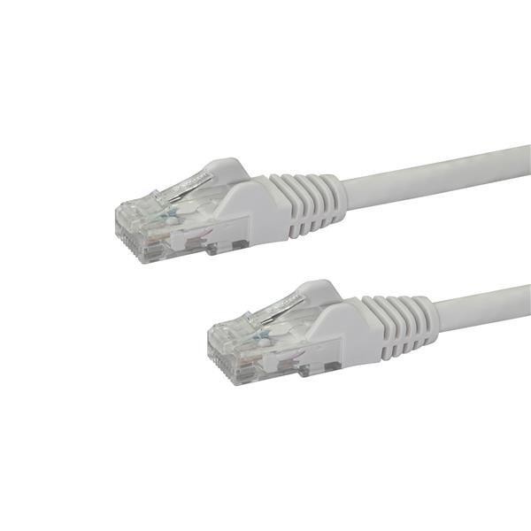 0.5M WHITE CAT6 CABLE