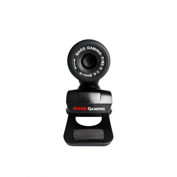 CAMARA WEBCAM MARS GAMING MW1 HD 720P NOISE REDUCTION