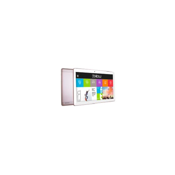 """TABLET BILLOW X104 10.1"""" IPS 4G/QUAD CORE 1.2GHZ/1GB/16GB/ANDROID 7.0/ROSA"""