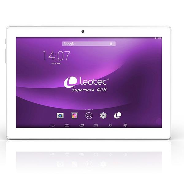 TABLET LEOTEC 10.1 SUPERNOVA Qi16 v2/IPS 1280*800-QUAD CORE-16GB-1GB-GPS-BT-HDMI-ANDROID 7.0
