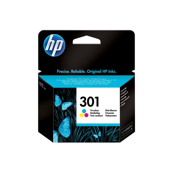 CARTUCHO HP COLOR 301 CH562EE