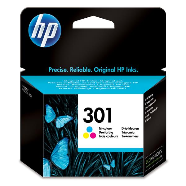 CARTUCHO HP COLOR 301 CH562EE BLISTER