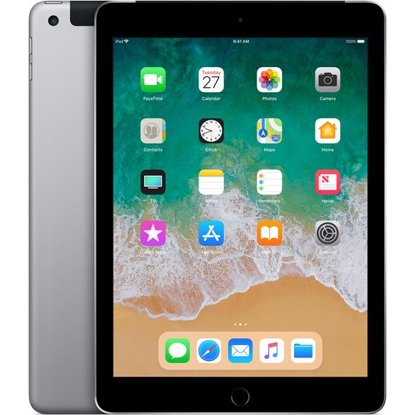 IPAD WI-FI + CELLULAR 128GB SPACE GREY