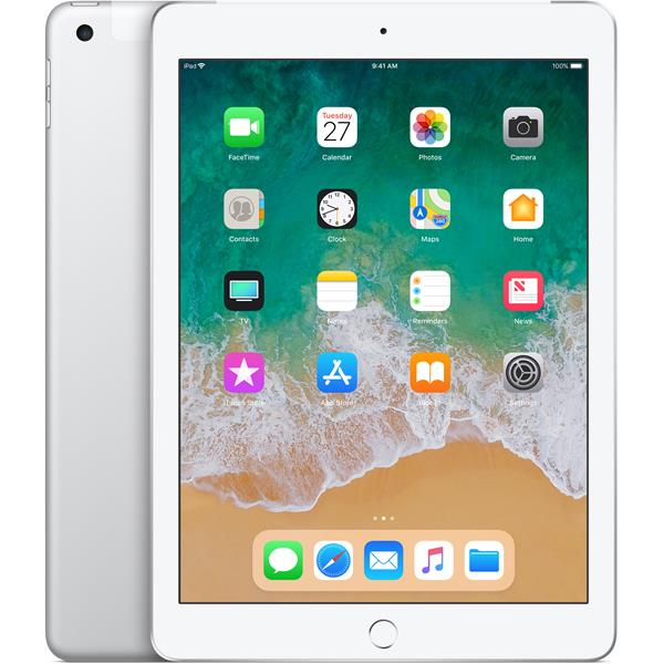 IPAD WI-FI + CELLULAR 128GB SILVER