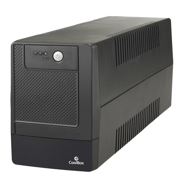SAI 1000 VA COOLBOX GUARDIAN NEGRO
