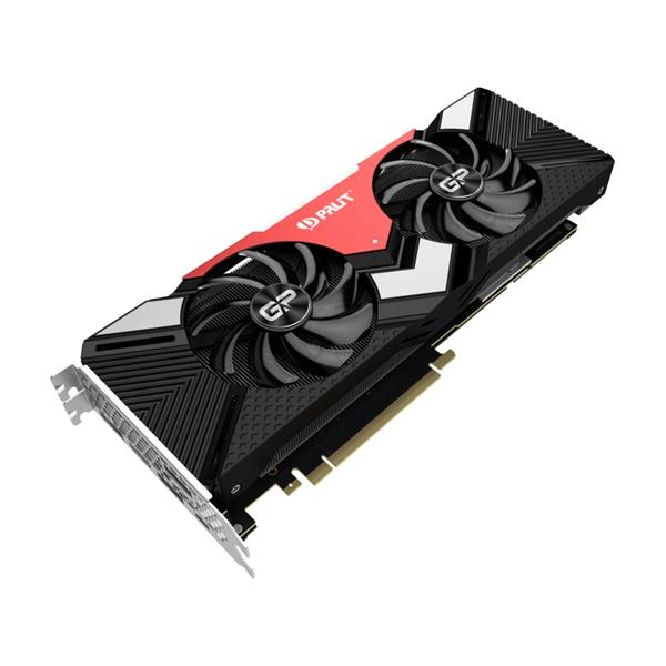 Tarjeta grafica 8GB PALIT GeForce RTX 2080 GAMING PRO OC GDDR6