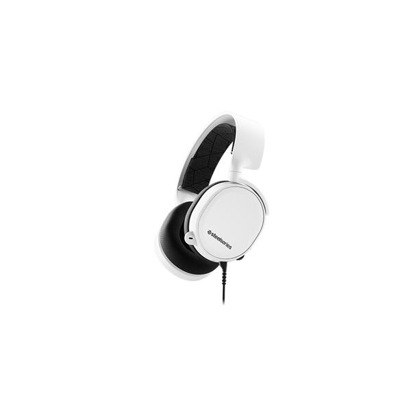Auriculares + micro Steelseries Arctis 3 White 7,1 2019 Edition PC/PS4/XBOX/NSW