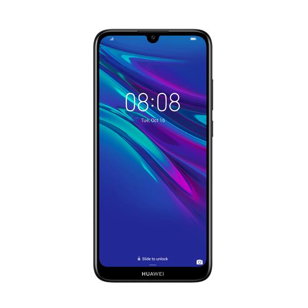 """TELEFONO MOVIL LIBRE HUAWEI Y6 2019 6"""" IPS/4G/QUAD CORE 2.0GHZ/2GB RAM/32GB/ANDROID 9.0/NEGRO"""
