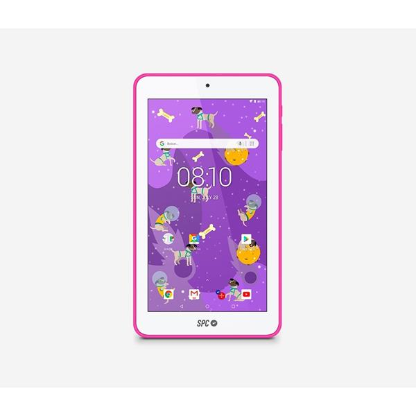 """TABLET SPC LAIKA 7"""" IPS /CUAD CORE 1.3GHZ/1GB RAM/8GB/ANDROID 8.1/ROSA"""