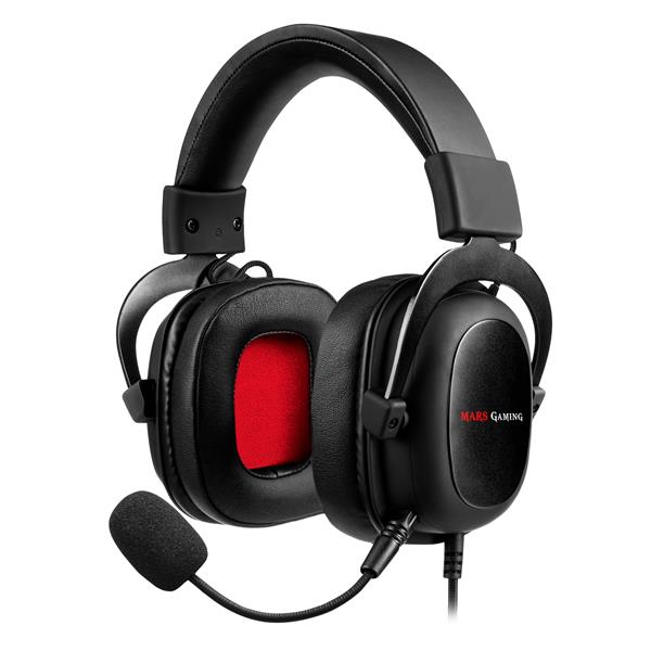 AURICULARES + MICRO MARS GAMING MH5 7.1