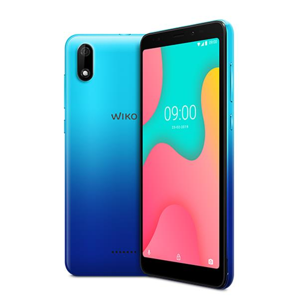 "TELEFONO MOVIL LIBRE WIKO Y60 5.45"" /4G/QUAD CORE 1.3GHZ/1GB/16GB/ANDROID 9.0/TURQUESA"