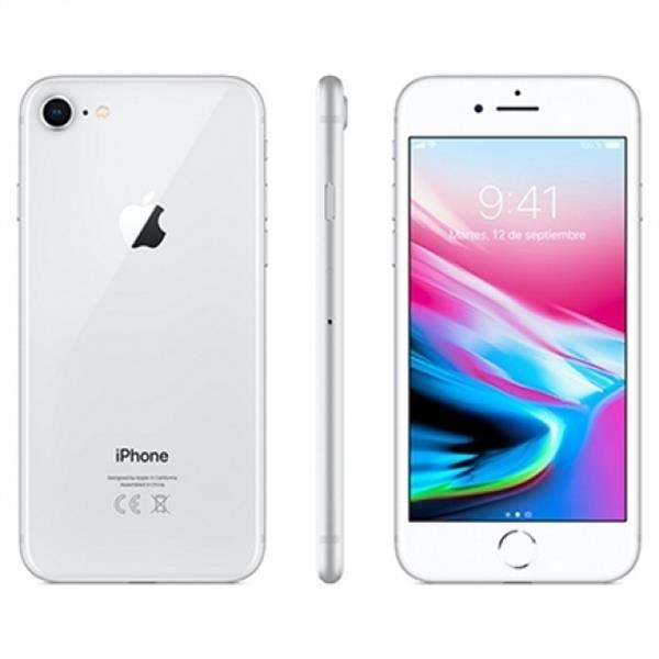 IPHONE 8 REACONDICIONADO 64GB GRIS ESPACIAL