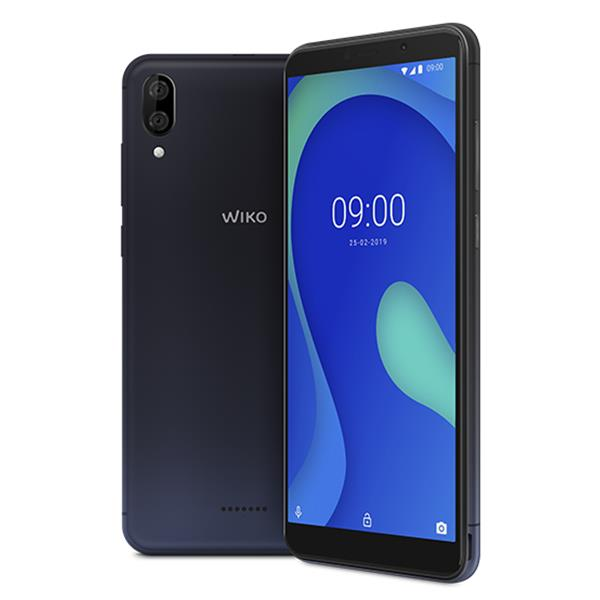 """TELEFONO MOVIL LIBRE WIKO Y80 5.99"""" IPS/4G/OCTA CORE 1.6GHZ/2GB/32GB/ANDROID 9.0/AZUL"""