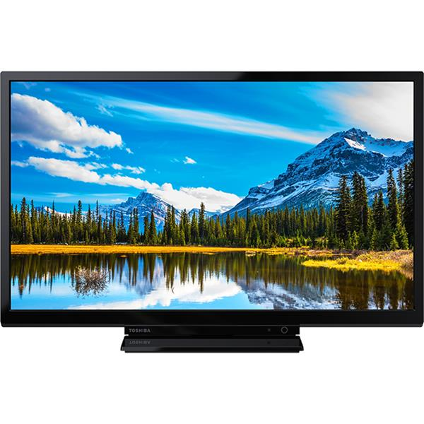 "TV TOSHIBA 24W1963DG 24"" HD READY USB HDMI NEGRO"