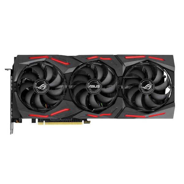 TARJETA GRAFICA 8GB ASUS GEFORCE RTX 2070 SUPER 8G ROG STRIX GAMING PCX GDDR6 HDMI DPORT