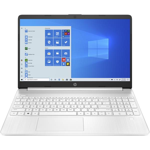 "Portátil HP 15S-FQ1060NS i5-1035G1 15"" HD 1366x768 16/512GB W10 Blanco - PCBox"