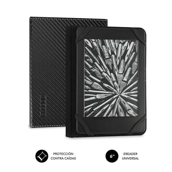 FUNDA EBOOK SUBBLIM 6´´ BLACK
