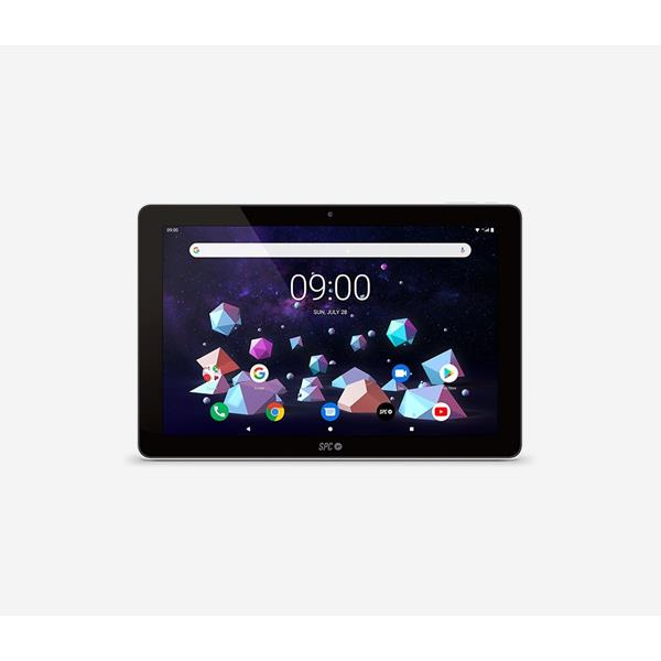 "TABLET SPC GRAVITY 10,1"" IPS/4G/ 4GB RAM/64GB/ OCTA CORE/ ANDROID 9,0/NEGRA"