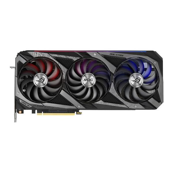 TARJETA GRAFICA 24GB ASUS GEFORCE RTX 3090 ROG STRIX GAMING 24G PCX GDDR6X HDMI/DPORT