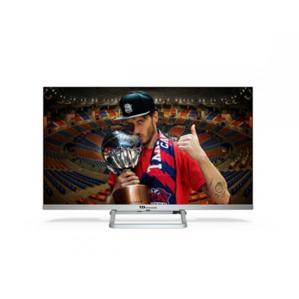 """TV TD SYSTEMS K32DLX11HS 32"""" HD SMART ANDROIDTV WIFI USB HDMI NEGRO"""