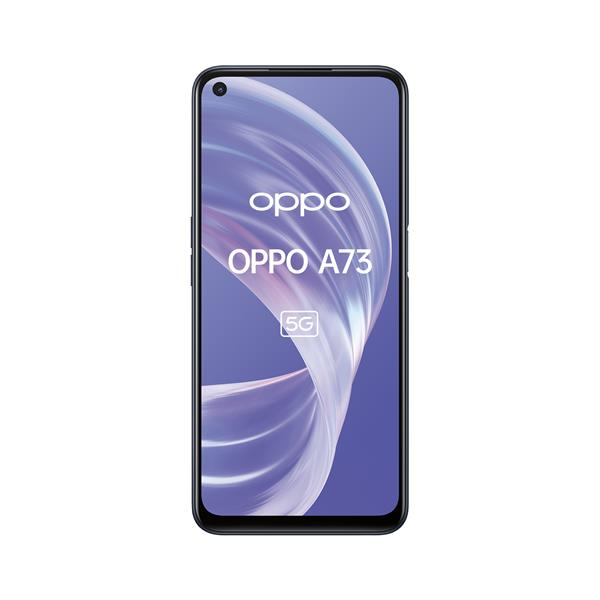 "TELEFONO MOVIL LIBRE OPPO A73 6.5"" FHD+ / 5G/ OCTA CORE 1.8GHZ / 8GB RAM/ 128GB /AND 10/BLACK"