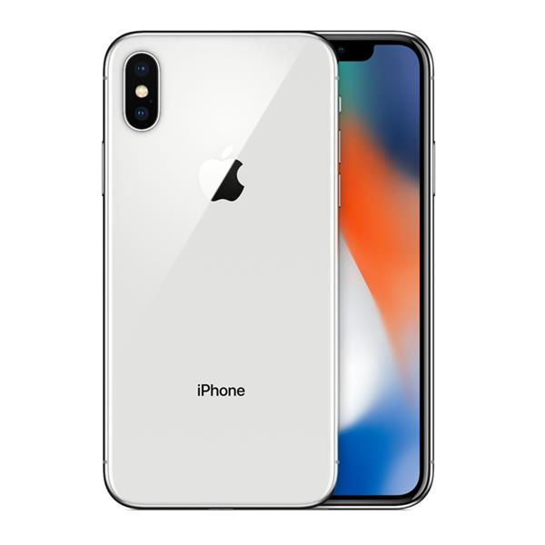 IPHONE X REACONDICIONADO 64GB PLATA