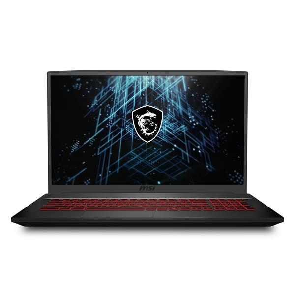 "Portátil MSI Gaming GF75 Thin 10UE-017XES I7-10750H 16/512GB 17,3"" - PCBox"