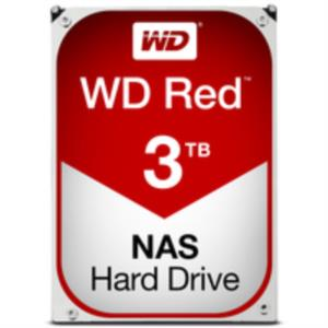 DISCO DURO 3TB WD SATA3 64MB WD30EFRX RED EDITION (NAS EDITION)