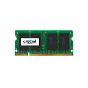 MEMORIA PORTATIL 1 GB DDR2 667 CRUCIAL CL5