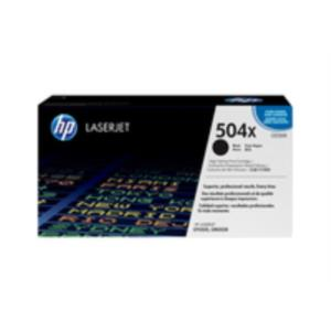 TONER HP LASERJET COLOR BLACK ALTA CAPACIDAD CE250X