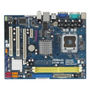 PLACA INTEL CORE2 ASROCK G31M-GS SK775 DDR2 PCX M-ATX