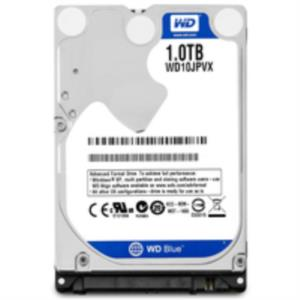 DISCO DURO PORTATIL 1TB WD SATA3 5400RPM 8MB SCORPIO BLUE 9.5MM
