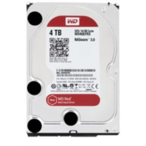 DISCO DURO 4TB WD SATA3 64MB WD40EFRX RED EDITION (NAS EDITION)