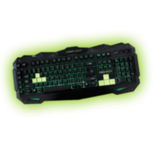TECLADO KEEP OUT F80S GAMING RETROILUMINADO GAMING USB