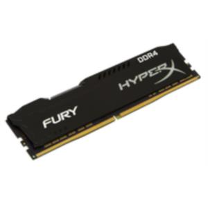 MEMORIA 4 GB DDR4 2133 KINGSTON HYPERX FURY BLACK CL-14