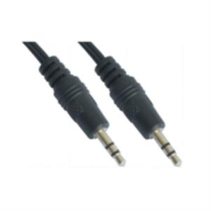 CABLE AUDIO NANOCABLE JACK 3.5 A JACK 3.5 MACHO 1.5M