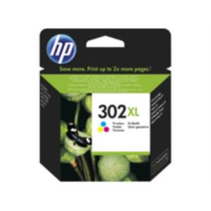 CARTUCHO HP COLOR 302XL F6U67AE#301