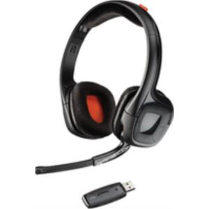 AURICULARES + MICRO PLANTRONICS GAMECOM 818 GAMING