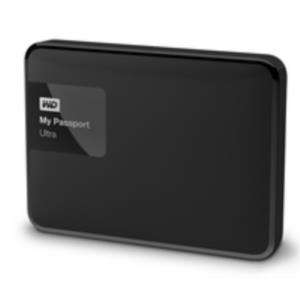 DISCO DURO EXTERNO 1TB WESTERN DIGITAL MY PASSPORT ULTRA 2.5´´ USB 3.0 NEGRO